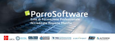 Logo of PorroSoftware - PorroFormazione